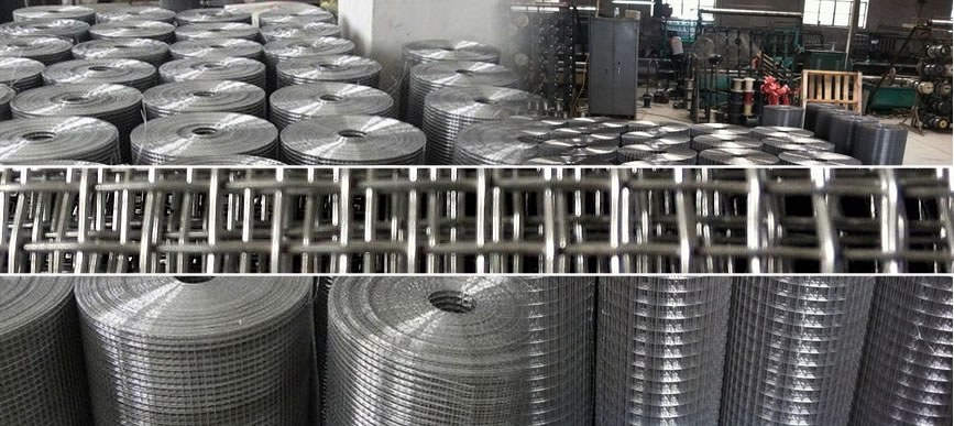 Galvanised Steel Mesh Hardware Cloth for Building Material Uses