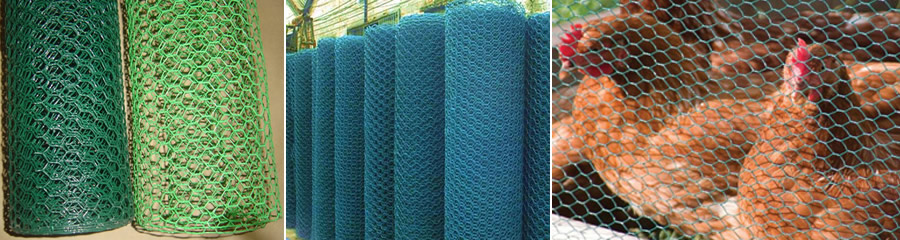 Woven Mesh Chicken Poultry Fence